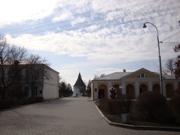 Башня Красные ворота на территории кремля - увеличить