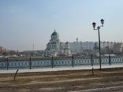 В центре Астрахани красиво! Ещё одна церковь - увеличить