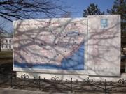 Астрахань в начале XVII века. Немного истории и план древней Астрахани - увеличить