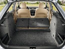 Шкода Октавия А7 Комби - багажник - увеличить