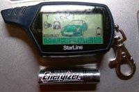 Индикатор разряда батарей сигналки - увеличить