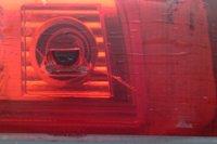 Трещинка в стекле дополнительного стоп-сигнал на Kia Ceed SW FL - увеличить