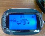 Брелок StarLine B94 - температура в салоне в обед (на солнце машина стоит, левым боком к солнцу). Термометр - врёт! - увеличить