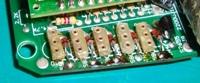 Цанговые разъёмы для транзисторов - увеличить