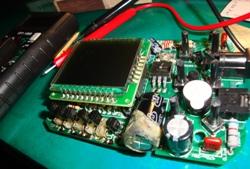 Транзисторы в цанговых разъёмах - увеличить