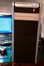 Корпус ATX FOXCONN TLA-566, Midi-Tower, 500Вт - лучший в своём классе!