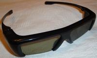 Фирменные 3D очки SSG-3100GB в комплекте - увеличить