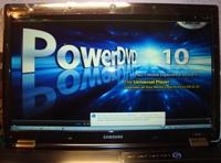 Samsung RF712 и предустановленный Power DVD 10 - увеличить