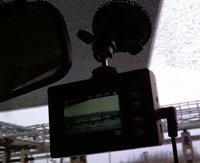 Крепление регистратора Supra SCR-480 на шелкографию - увеличить