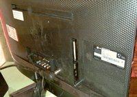 Телевизор LG M2352T, вид сзади - увеличить