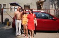 г 2010. ермонтово и азаревское, на машине, дикарями