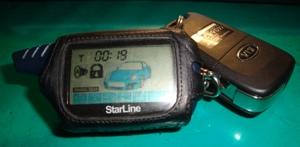 StarLine B9 - интересный глюк с батарейкой. B94 2CAN GPS +