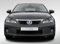 Лексус CT 200h - новая модель от Lexus - увеличить