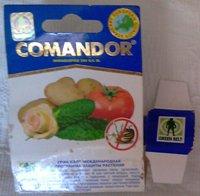 Эффективное средство от колорадских жуков - Comandor