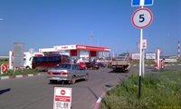 однялись цены на 92-й бензин - июль 2011