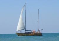 Юг 2011. Часть 3. Адлер, кино и яхта