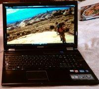 3D ноутбук Samsung RF712 - эксплуатация, недостатки, решения