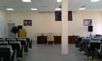 Учебный центр, часть 4, бильярд и сауна