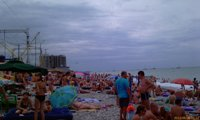 Волконский дольмен и пляжи. Юг 2012, часть 6