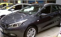 Kia Ceed 2013 для небогатых
