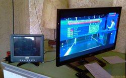 Телевизор LG 23 дюйма, M2352T, R, Full HD, 23 дюйма, чёрный, 8890 р. - увеличить