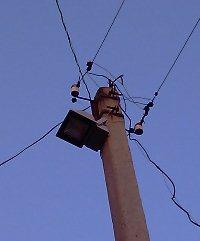 Светодиодный прожектор фонит - что делать?