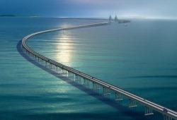 Будущий крымский мост?.. - увеличить