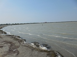 Майнакское озеро - увеличить