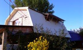 Новая крыша, вид с дороги - увеличить