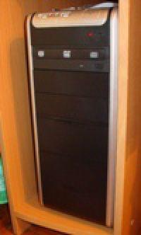 юджетная конфигурация системного блока домашнего компьютера