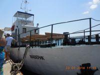 Морская экскурсия на Кара-Даг. Музей Айвазовского. 2014, ч9
