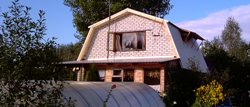 Просто красивая крыша!
