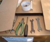 Необходимые инструменты для сборки культиватора - увеличить