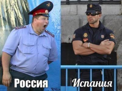 Россия - Испания - что лучше?