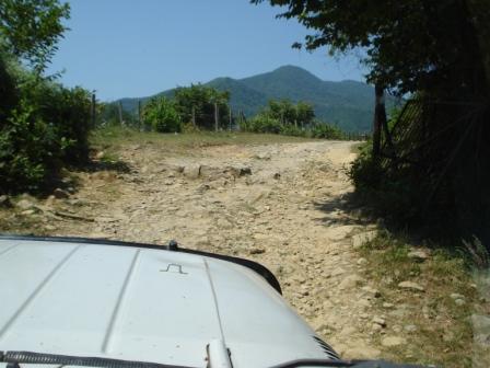 Дорога к Тигровой пещере - это дорога для камикадзе!