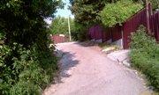 И ещё небольшой подъём, дальше уже наша (ровная!) улица, где метров через 50 и находится дом Вартуш - увеличить