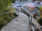 Небольшая лестница для начала - увеличить