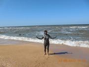 А потом - на Азовское море, смываться! - увеличить
