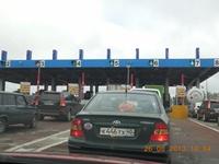 Терминалы платной дороги - увеличить