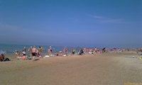 Последнее купание и последнее море в 2013 году - увеличить