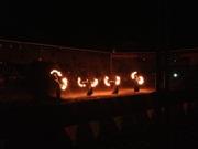 Огненное шоу на очень приличном уровне, есть на что посмотреть! - увеличить