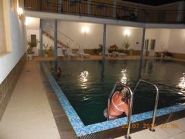 Ночное купание - просто чудесно! - увеличить