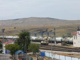 Прощай, Крым! «Железка» везёт в Крым только бензин - увеличить