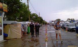 Порт Крым - отстойник - полиция присутствует - увеличить