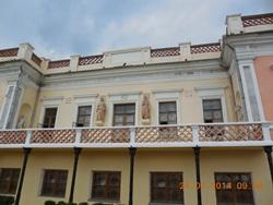 Музей Айвазовского в Феодосии - увеличить