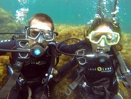 Под водой, конечно же, круто! - увеличить