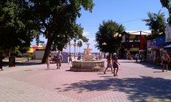 Дорога к пляжу по ул. Фрунзе - увеличить