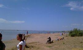 Саки - солёное озеро - увеличить