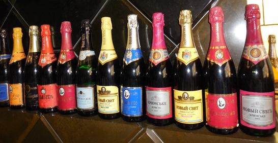 Настоящие шампанские Нового Света - увеличить