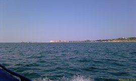 Вход в бухту Севастополя - увеличить